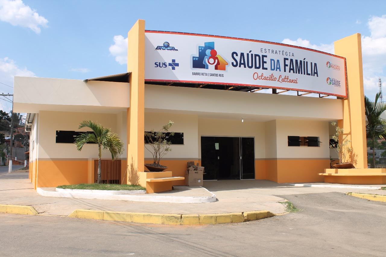 A Estratégia de Saúde da Família do bairro Reta foi reformada e reinaugurada nesta quinta, dia 28.