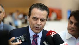 """Henrique Alves entrega carta de demissão a Dilma e diz que diálogo """"se exauriu"""""""