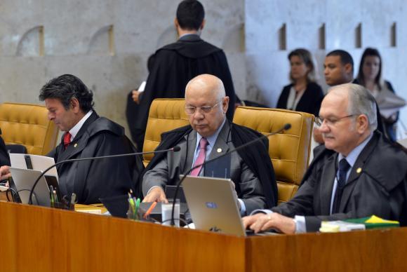 STF mantém decisão de Teori que tirou de Sérgio Moro investigações sobre Lula