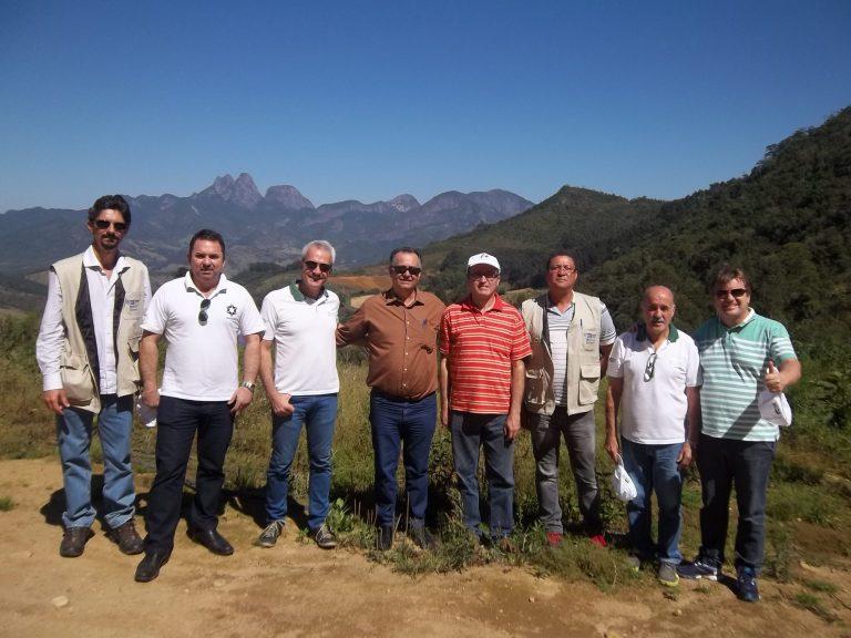 Governo capixaba conhece resultados do Rio Rural em Nova Friburgo