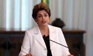 Em carta, Dilma propõe plebiscito sobre eleição presidencial
