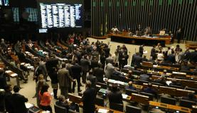 Câmara conclui votação de projeto de recuperação fiscal de estados endividados