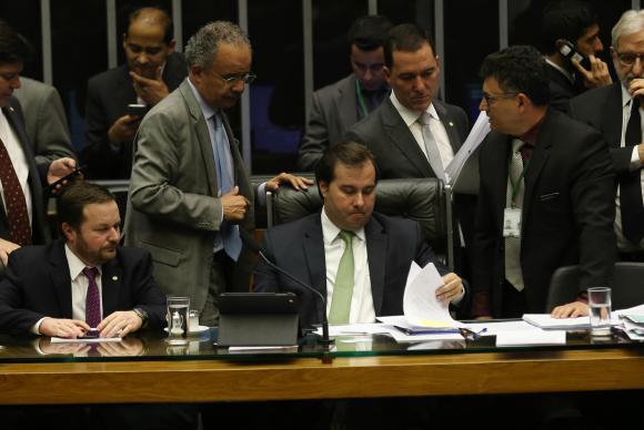 Câmara inicia votação de reforma retirando percentual de fundo público eleitoral
