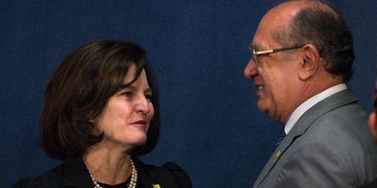 Nova procuradora deve reexaminar processos em andamento, diz Gilmar Mendes