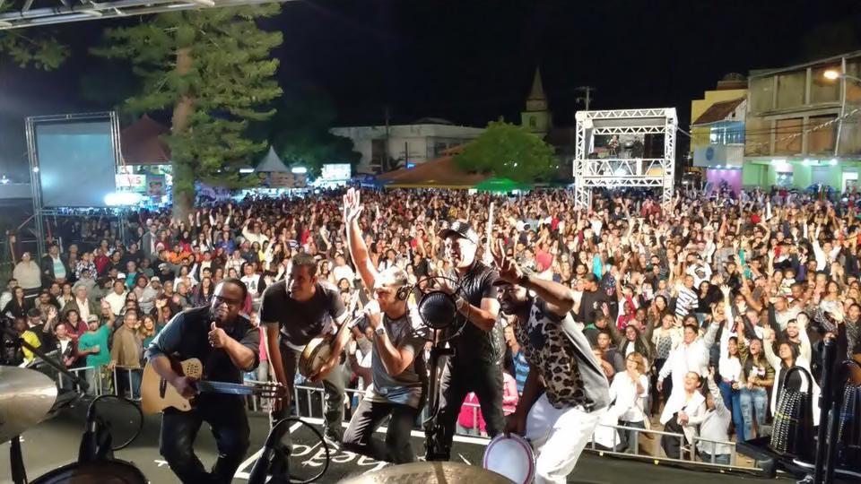 Atrações musicais animam o aniversário de Trajano de Moraes