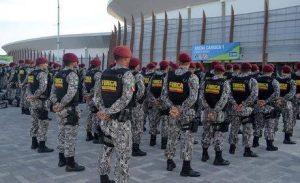 Tropas federais continuam no Rio após Jogos para garantir segurança na eleição