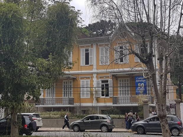 Escola em Petrópolis, RJ, fica em primeiro lugar no Enem no estado