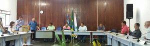 Câmara Municipal de Cantagalo elege os membros de suas Comissões Permanentes para o biênio 2017/2018