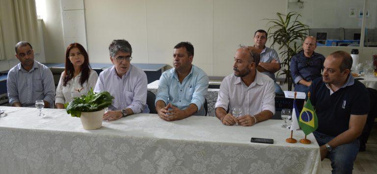Dirigentes da Universidade Castelo Branco visitam Cordeiro