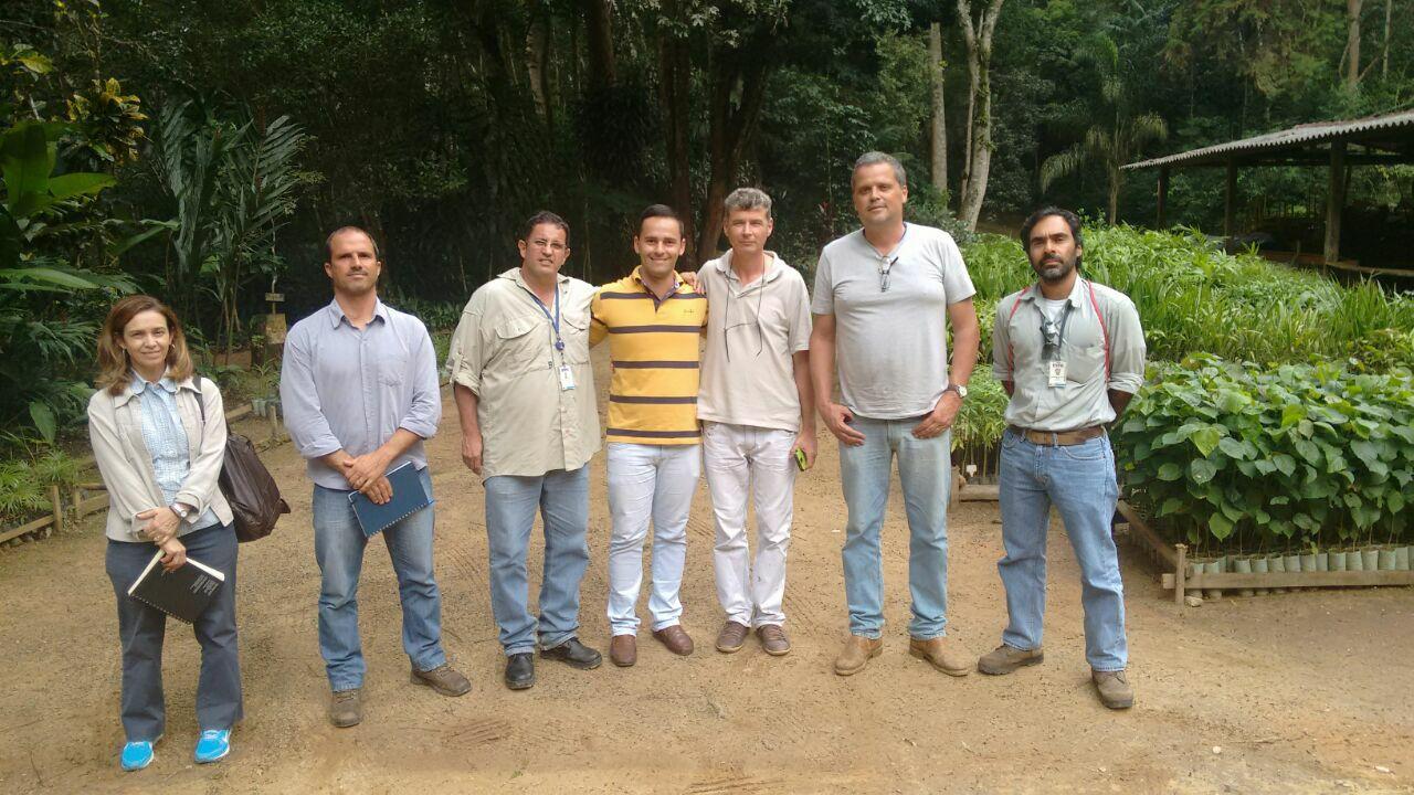 Parque florestal em Trajano será revitalizado