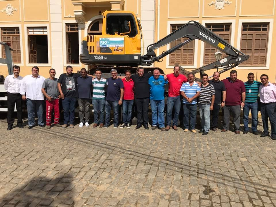 Programa Limpa Rio garante manutenção e limpeza dos rios de Trajano de Moraes