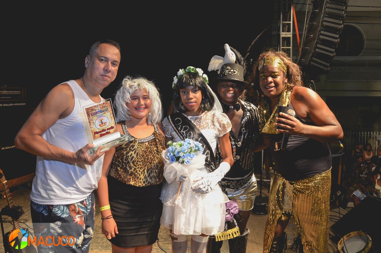 Prefeitura de Macuco realiza mais um carnaval de sucesso