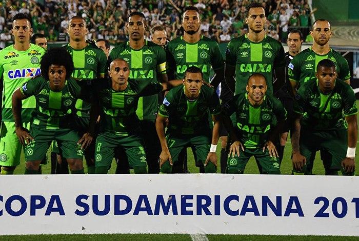 Conmebol confirma Chapecoense como campeã da Sul-Americana