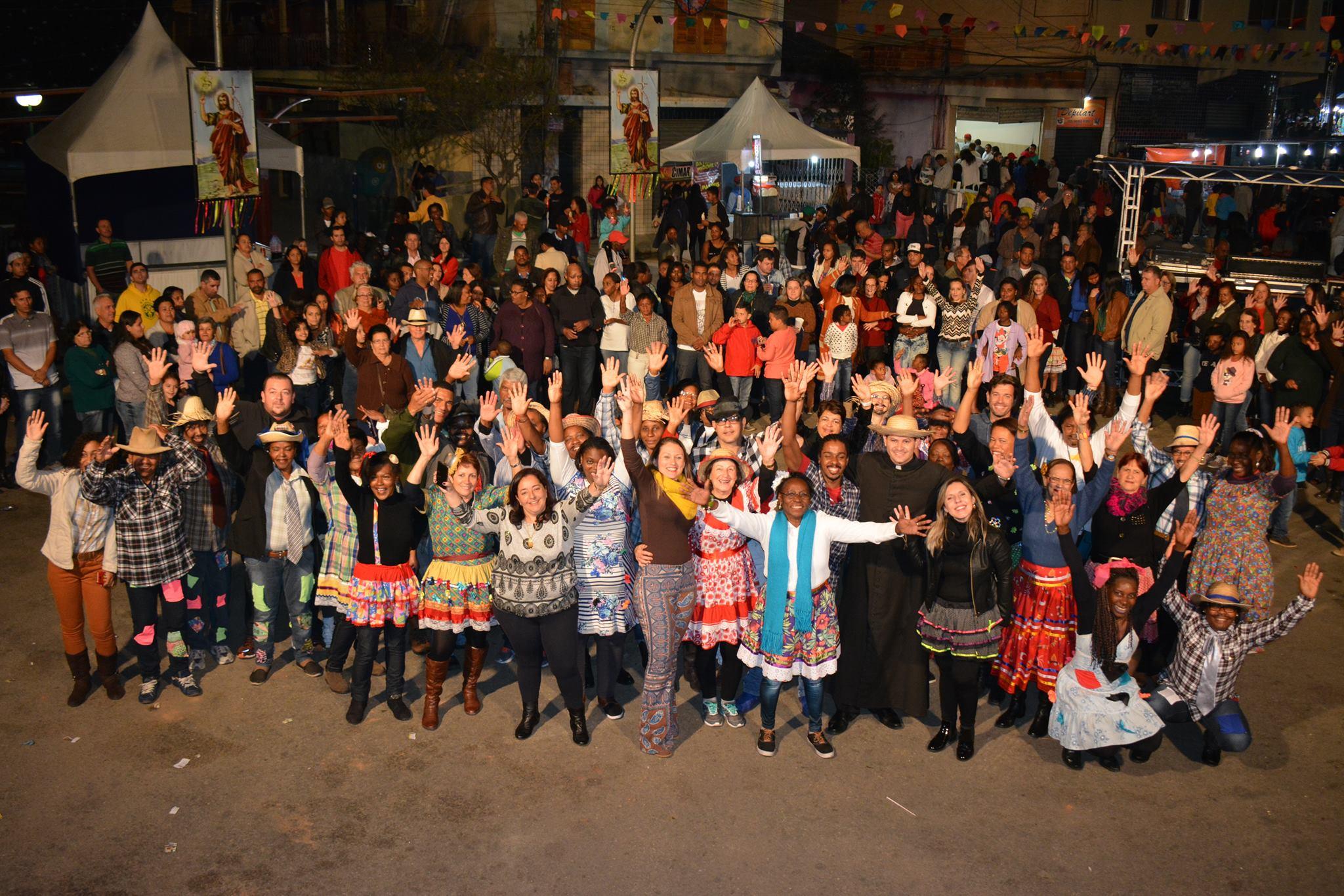 Macuco realiza a maior e melhor Festa de São João da região