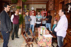 Novo encontro de gestores do projeto 'Caminhos da Serra'