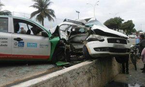 Quatro pessoas morrem e seis ficam feridas em acidente em Macaé