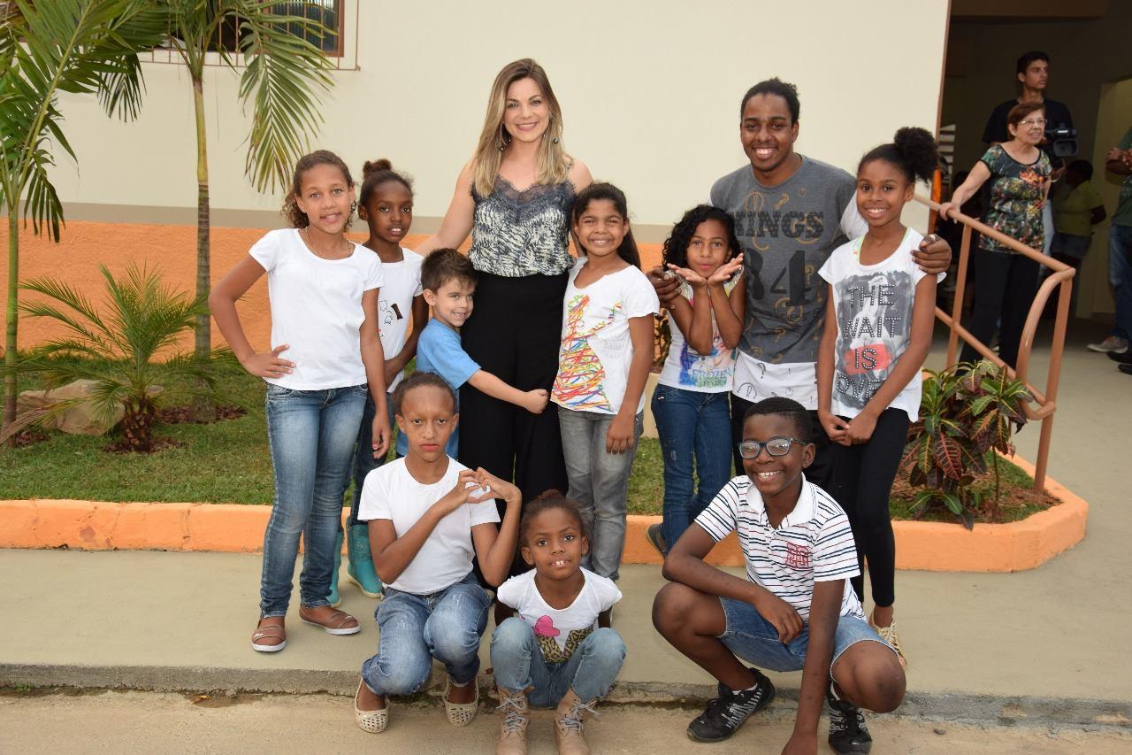 Prefeitura de Macuco, por meio da Secretaria de Desenvolvimento Social e Direitos Humanos, inaugurou a nova sede do I Centro de Referência de Assistência Social – CRAS I