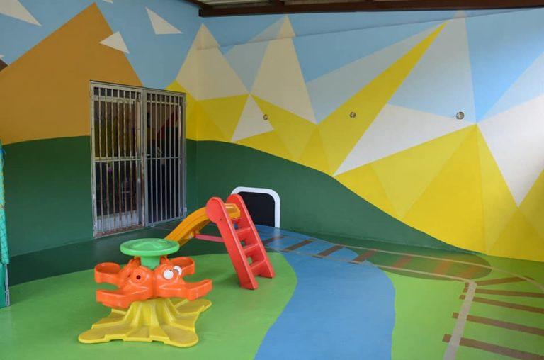 Prefeitura de Macuco entrega reforma da creche municipal