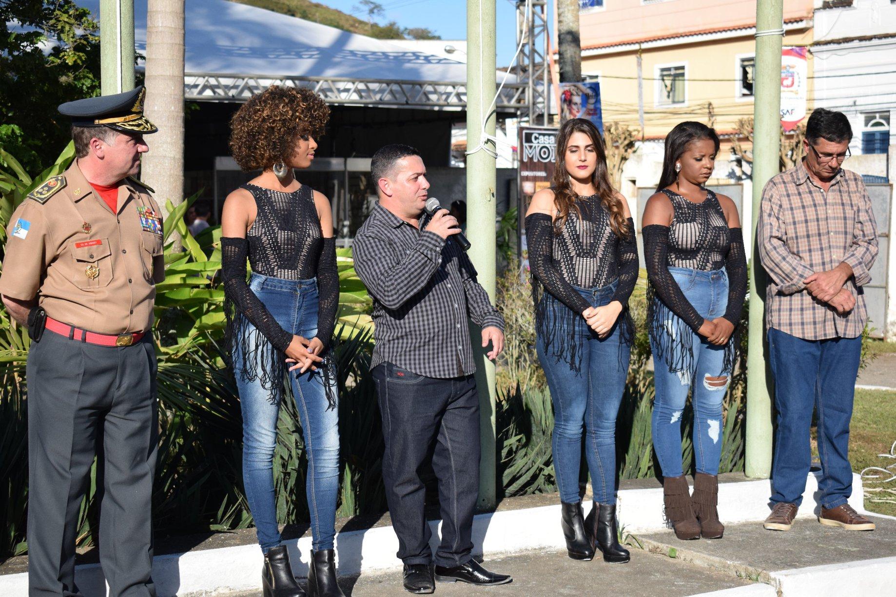 Cordeiro inaugura sua 76ª Exposição Agropecuária