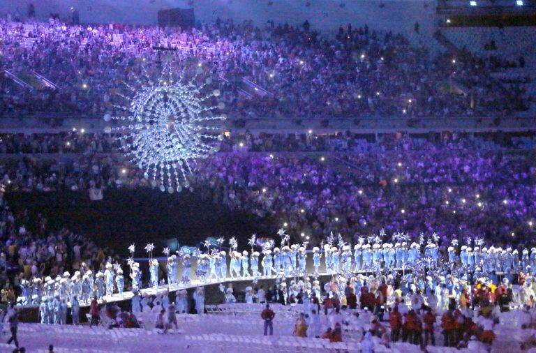 Maracanã recebe festa de encerramento dos Jogos Paralímpicos