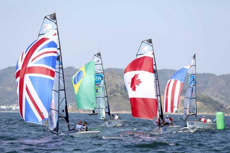 Marina da Glória é palco do primeiro dia de competição de vela