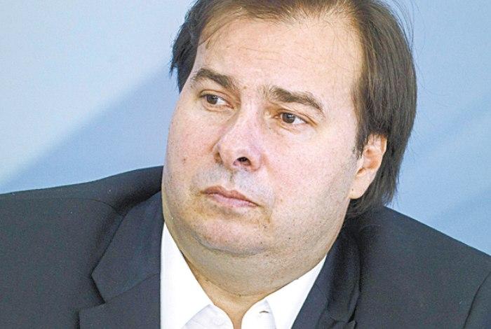 PF diz que Rodrigo Maia pegou R$ 1 milhão em propina da OAS