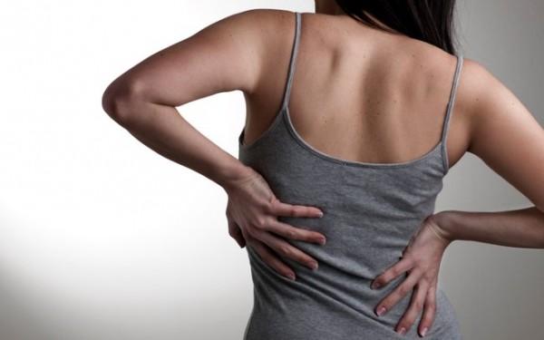 Exercício para as costas põe fim à dor de cabeça