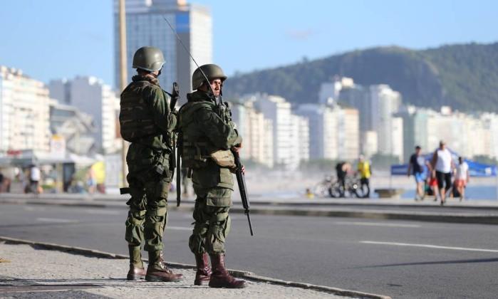 Operação das Forças Armadas vai receber R$ 47 milhões do governo federal