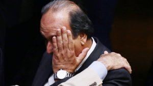 Diante de Pezão, ex-secretário pede que governador renuncie
