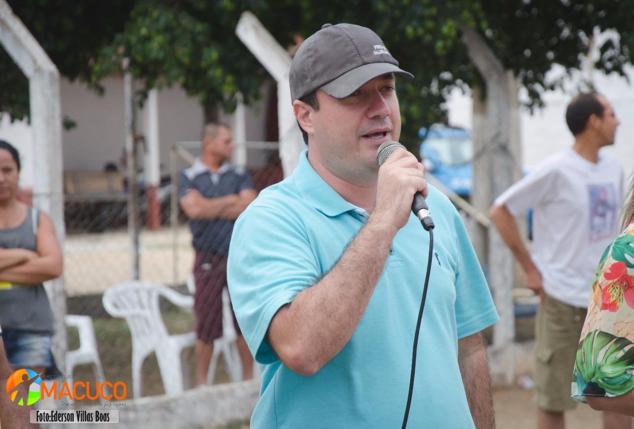 Araponga vence nas duas categorias no Campeonato Municipal de Macuco 2017.