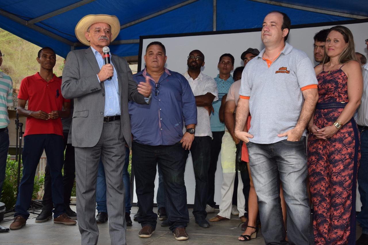 Prefeitura de Macuco inaugura Estratégia de Saúde da Família na Barreira