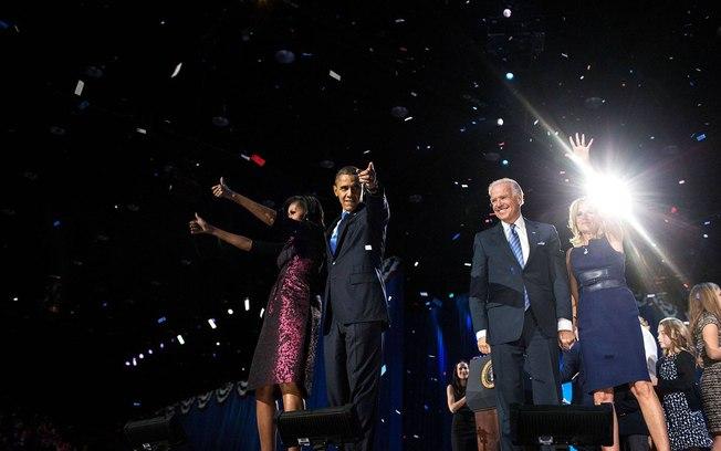 Barack Obama se despede da presidência dos EUA com discurso positivo