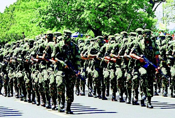 Regras de militar ficam fora da Reforma da Previdência