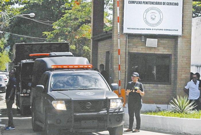 Rio cria comitê para definir medidas para o sistema prisional