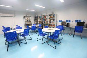 Governo do Estado inaugura Escola Técnica de Transportes