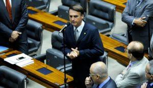 Nova Câmara apoia Bolsonaro em pautas de segurança pública, indica levantamento