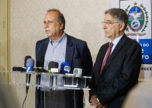 Pezão se reúne com Temer para discutir proposta de recuperação judicial