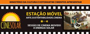 CANTAGALO RECEBE EM SETEMBRO CINEMA ITINERANTE MOVIDO A ENERGIA SOLAR
