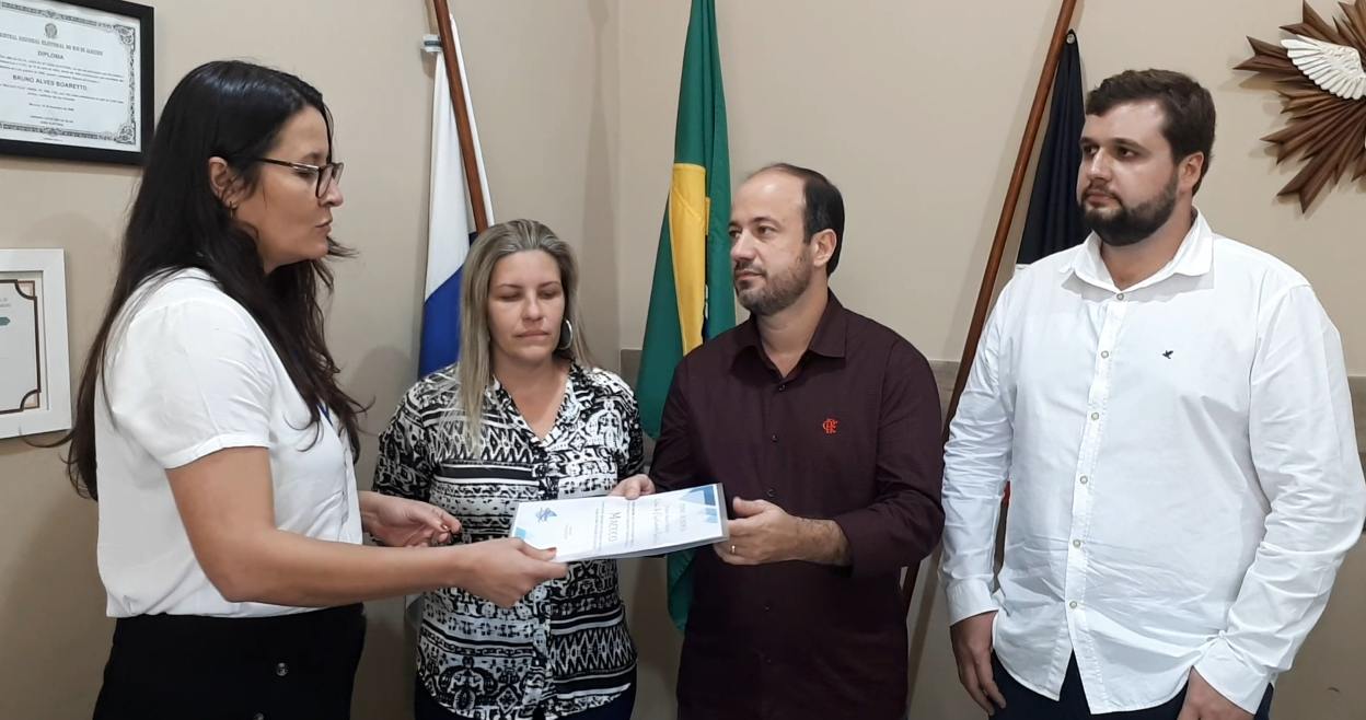 Macuco é o primeiro município a receber projeto de Esgotamento Sanitário do Comitê Rio Dois Rios