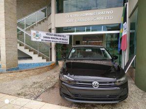 Câmara Municipal de Macuco adquire Veículo 0km para auxiliar nos trabalhos legislativos