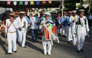 Mais de 40 agremiações no Festival de Folias de Reis de Macuco