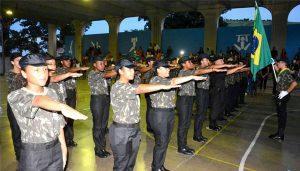 Guarda Mirim de Macuco promove formatura de 30 adolescentes