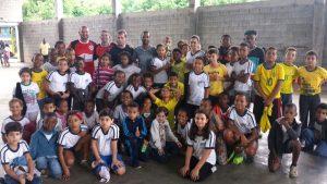 Olimpíada Interna movimenta escola em Macuco