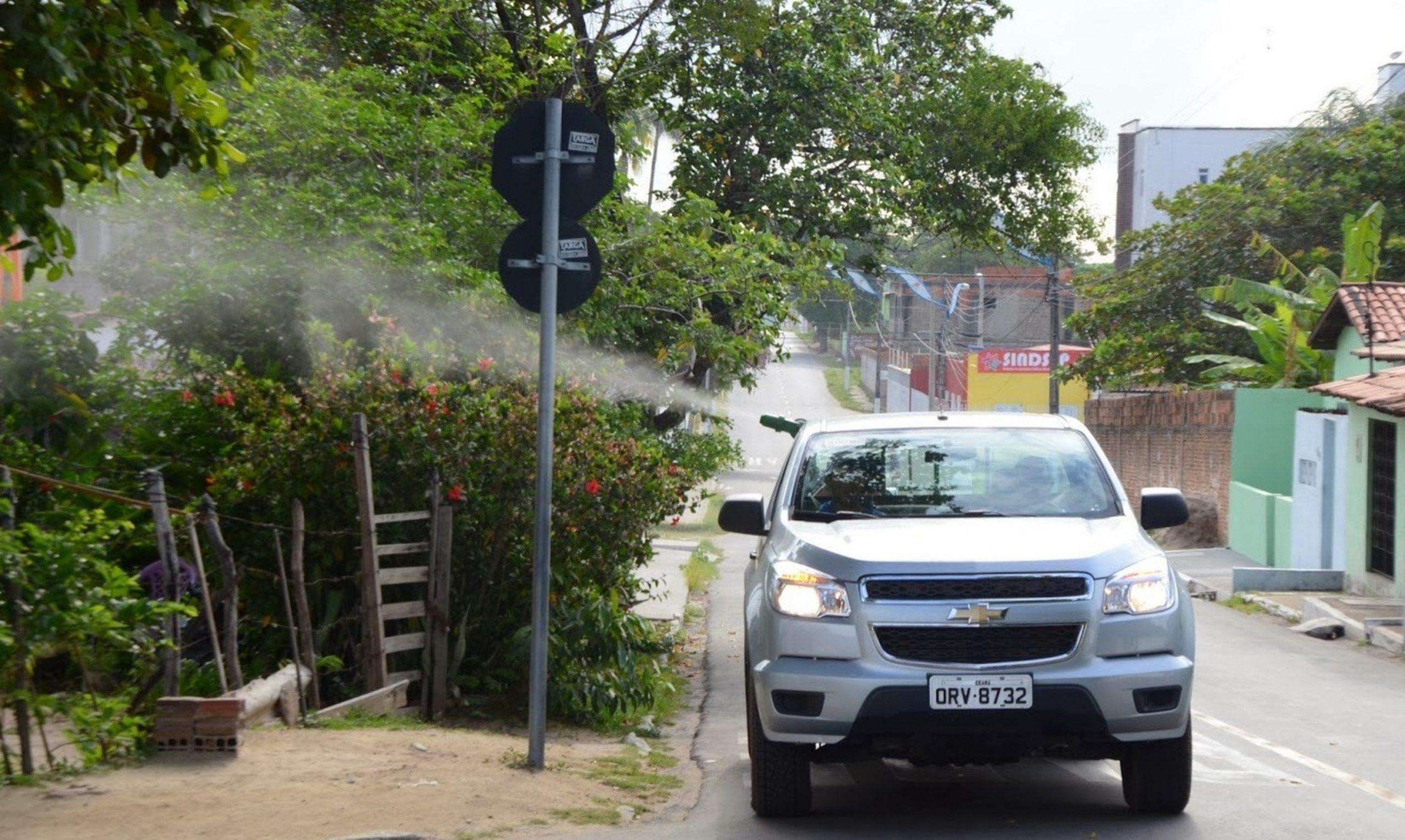 Combate a dengue será intensificado com fumacê em Macuco