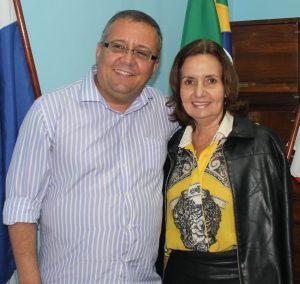 Félix Lengruber se reúne com deputados no Rio de Janeiro