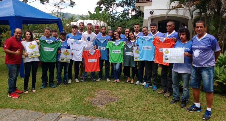 Copa Léo Moura de Futebol terá rodada de abertura em Macuco