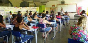 Curso de Assistente Administrativo é iniciado em Macuco