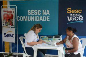 SESC na Comunidade será realizado em Macuco