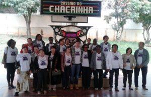 Grupo Flor de Ipê prestigia encontro da Terceira Idade em Itaocara