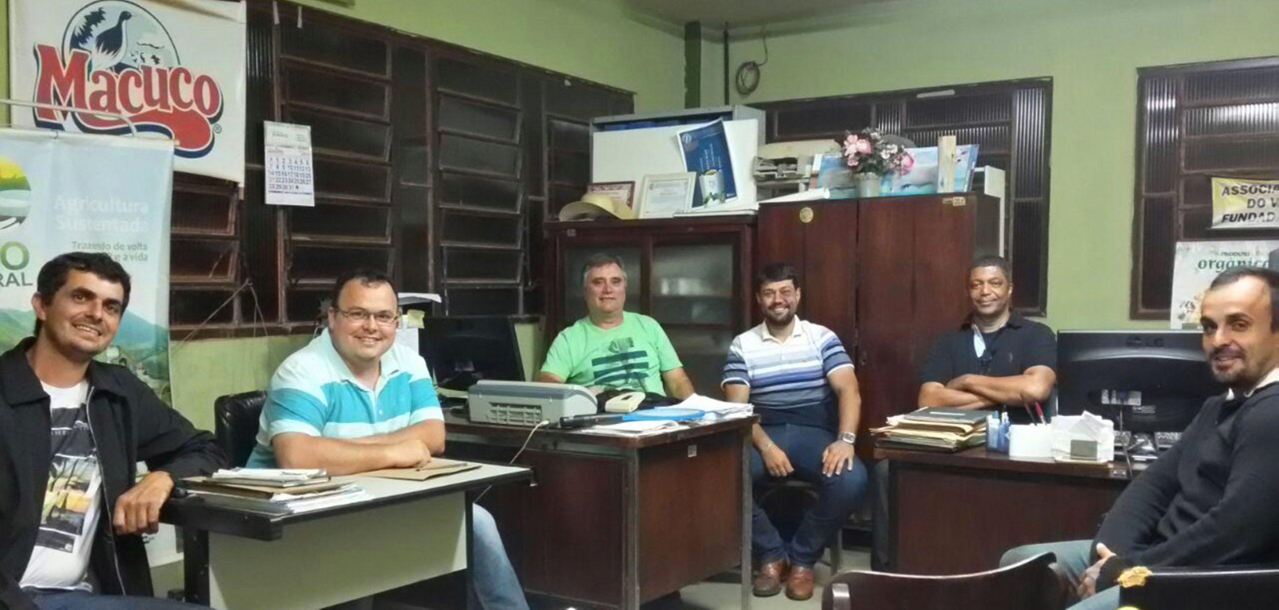 Novo secretário de Agricultura mobiliza produtores macuquenses